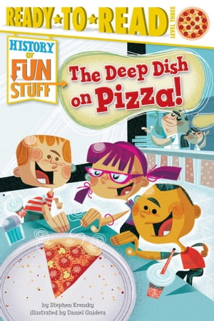 The Deep Dish on Pizza! with audio recording