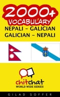 2000+ Vocabulary Nepali - Galician