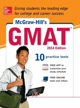 Book McGraw-Hill's GMAT, 2014 Edition by James Hasik