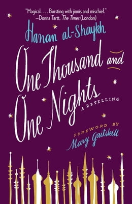 Book One Thousand and One Nights: A Retelling by Hanan al-Shaykh