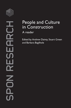 People and Culture in Construction A Reader