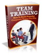 Team Training by Anonymous