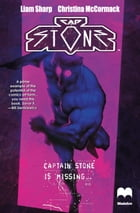 Captain Stone #3 by Liam Sharp