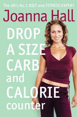 Book Drop a Size Calorie and Carb Counter by Joanna Hall