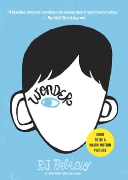 Book Wonder by R. J. Palacio