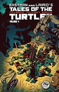 Teenage Mutant Ninja Turtles: Tales of TMNT Vol. 4