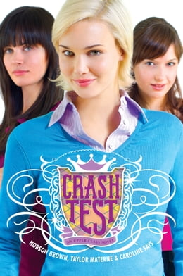 Book Crash Test by Hobson Brown
