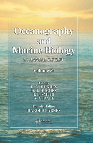 Oceanography and Marine Biology An Annual Review,  Volume 54