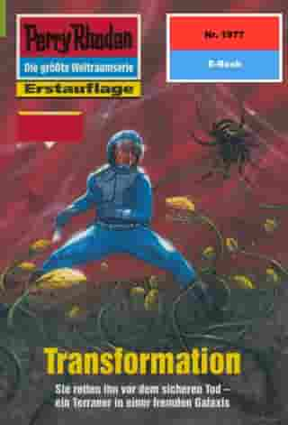 "Perry Rhodan 1977: Transformation: Perry Rhodan-Zyklus ""Materia"" by Horst Hoffmann"