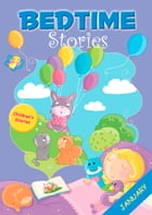31 Bedtime Stories for January by Sally-Ann Hopwood