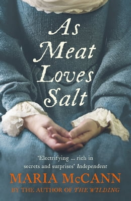 Book As Meat Loves Salt by Maria McCann