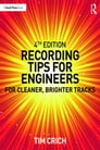 Recording Tips for Engineers Cover Image