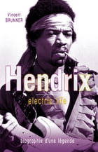 Jimi Hendrix Electric life by Vincent Brunner
