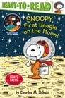Snoopy, First Beagle on the Moon! Cover Image