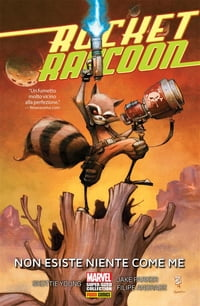 Rocket Raccoon (Marvel Super-Sized Collection)