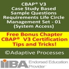 Case study based question - Requirement life circle management set- 01 - 1 by LN Mishra