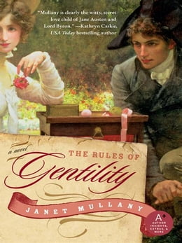 Book The Rules of Gentility by Janet Mullany