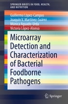 Microarray Detection and Characterization of Bacterial Foodborne Pathogens