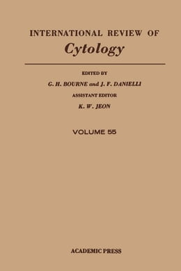 Book INTERNATIONAL REVIEW OF CYTOLOGY V55 by Bourne, G. H.