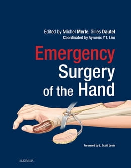 Book Emergency Surgery of the Hand by Michel Merle