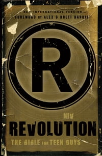 NIV, Revolution: The Bible for Teen Guys, eBook: Updated Edition
