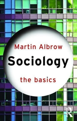 Book Sociology: The Basics by Albrow, Martin