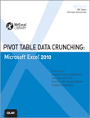 Pivot Table Data Crunching Microsoft Excel 2010