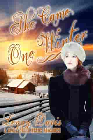 She Came One Winter (The Brides Of Courage, Kansas, Book 2) by Lenny Davis