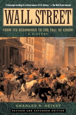 Book Wall Street: A History by Charles R. Geisst