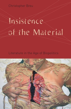 Insistence of the Material Literature in the Age of Biopolitics