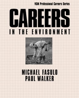 Book Careers in the Environment by Fasulo, Mike