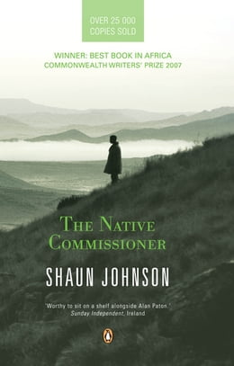 Book The Native Commissioner by Shaun Johnson