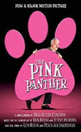 Book The Pink Panther by Max Allan Collins