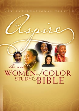 Book NIV, Aspire: The New Women of Color Study Bible, eBook: For Strength and Inspiration by Mel Banks, Jr.