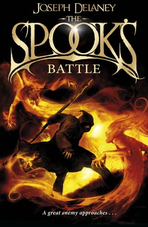 The Spook's Battle Book 4