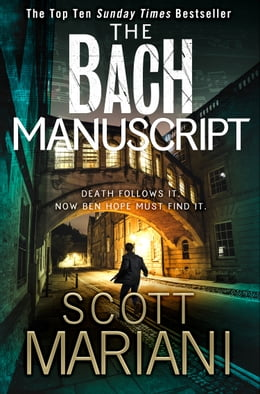 Book The Bach Manuscript (Ben Hope, Book 16) by Scott Mariani