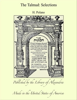 The Talmud: Selections