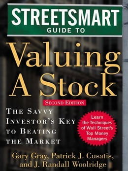 Book Streetsmart Guide to Valuing a Stock by Gray, Gary