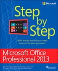 Microsoft Office Professional 2013 Step by Step Deal
