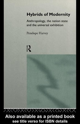 Book Hybrids of Modernity by Harvey, Penelope