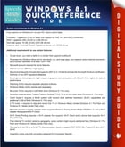 Windows 8.1 Quick Reference Guide (Speedy Study Guides) by Speedy Publishing