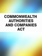 Commonwealth Authorities and Companies Act by Australia