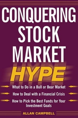 Book Conquering Stock Market Hype by Campbell, Allan