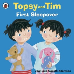 Book Topsy and Tim: First Sleepover by Jean Adamson