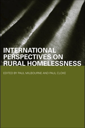 International Perspectives on Rural Homelessness