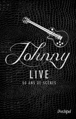 Book Johnny live by Frédéric Quinonero