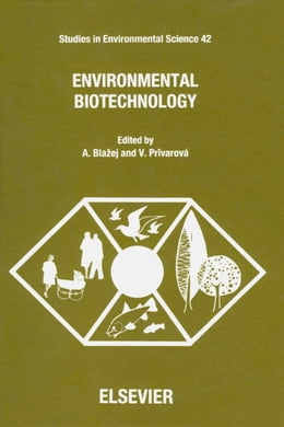 Book Environmental Biotechnology by Bla ej, A.