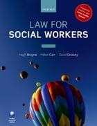 Law for Social Workers by Hugh Brayne