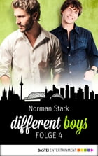 different boys - Folge 4 by Norman Stark