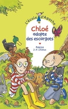 Chloé adopte des escargots by Jean-Philippe Chabot